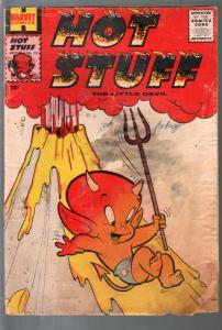 Hot Stuff #13 1959-Harvey-low grade reading copy-P/FR