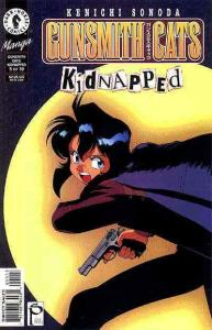 Gunsmith Cats: Kidnapped #5 FN; Dark Horse | save on shipping - details inside