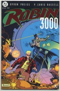 Robin 3000 (DC Elseworlds, 1992) #1-2 (complete set) Preiss/Russell