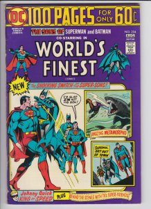 World's Finest #224 (Aug 1974) 7.0 FN/VF DC 100 Pages