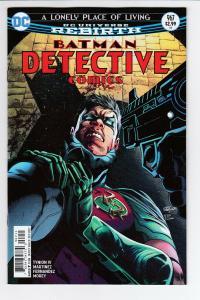 DETECTIVE COMICS (1937 DC) #967 NM- A55192