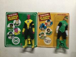 Retro-Action Dc Super Heroes Sinestro Green Lantern Mattel