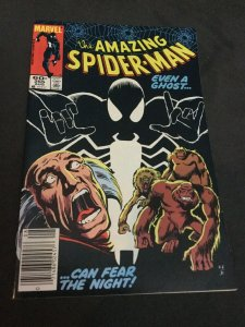 Amazing Spider-Man 255 Nm- Near Mint- Newsstand Edition Marvel Comics