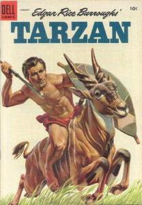 Tarzan (1948 series) #64, VG- (Stock photo)