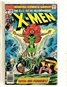 (Uncanny) X-Men # 101 VG Marvel Comic Book Wolverine Storm Colossus Cyclops BJ1