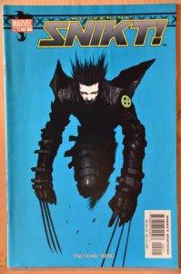 Wolverine: Snikt! #2 (2003) VF+