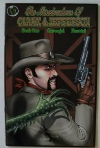 MISADVENTURES OF CLARK & JEFFERSON - Complete Series - #1, #2, #3, #4 from APE