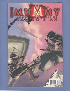 Mummy Rise and Fall of Xango's Ax #3 NM
