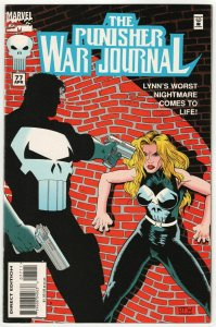 Punisher War Journal #77 (Marvel, 1995) VF