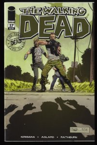 Walking Dead #57 NM- 9.2