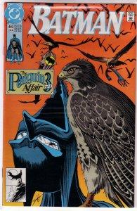 Batman   vol. 1   #449 FN (Penguin Affair 3) Wolfman/Grant/Aparo
