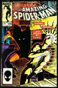 AMAZING SPIDER-MAN #256-1984-MARVEL VF