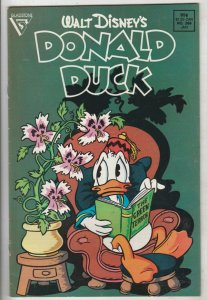 Donald Duck #269 (Jan-89) VF High-Grade Donald Duck