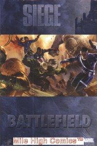 SIEGE: BATTLEFIELD HC (2010 Series) #1 Near Mint