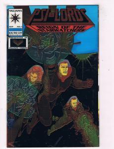 Psi-Lords #1 VF/NM Valiant Comics Comic Book Sept 1994 DE43 TW14