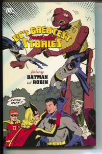 DC's Greatest Imaginary Stories-Bill Finger-TPB-trade