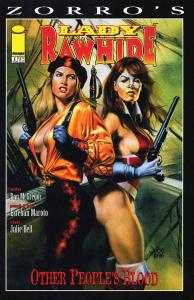 Lady Rawhide: Other People's Blood #1 VF; Image | save on shipping - details ins