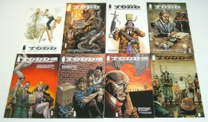 Todd the Ugliest Kid on Earth #1-8 VF/NM complete series - image comics set 1st