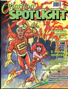 Charlton Spotlight #6 2008- Fanzine-Ditko- E-Man- Giordano