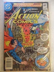 ACTION COMICS # 529