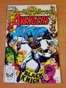 The Avengers #225 ~ NEAR MINT NM ~ 1982 Marvel Comics