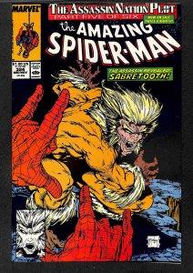 The Amazing Spider-Man #324 (1989)
