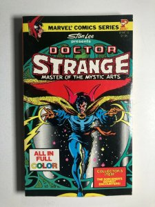 Marvel Pocketbook DOCTOR STRANGE Master of the Mystic Arts 1978