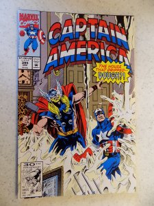 CAPTAIN AMERICA # 395