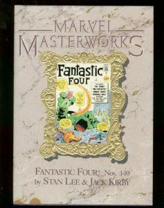 MARVEL MASTERWORKS: FANTASIC FOUR 1-10 FIRST EDITION VF