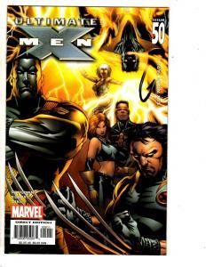 10 Ultimate X-Men Marvel Comic Books # 50 51 52 53 54 55 56 57 58 59 Storm CR53