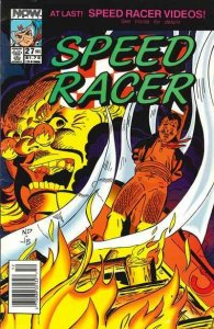 Speed Racer (1987 series) #27, NM (Stock photo)
