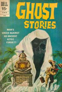 Ghost Stories #28 FN; Dell   save on shipping - details inside