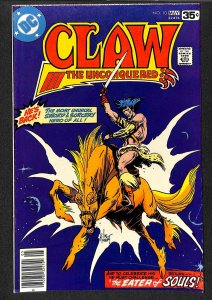 Claw the Unconquered #10 (1978)