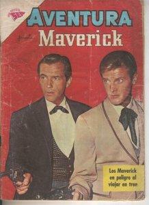Aventura numero 283: Maverick
