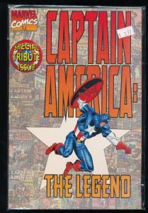 Captain America: The Legend -  VF/NM (HX92)