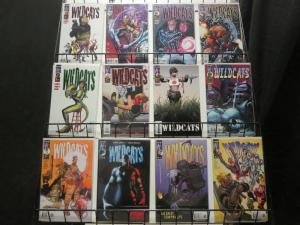 WILDCATS (1999 WS/DC) 1-28,ANNUAL++++