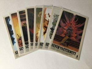 Seven To Eternity 2-7 Lot Set Run Nm Near Mint Image