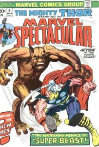 Marvel Spectacular #6, Fine+ (Stock photo)