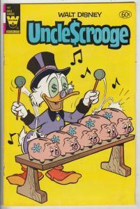 Uncle Scrooge, Walt Disney #197 (Apr-82) VF+ High-Grade Uncle Scrooge