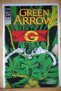 Green Arrow #34 (1990)