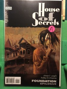 House of Secrets #5