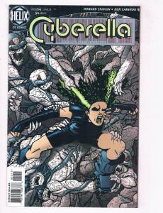 Cyberella #5 VF Helix Comics Comic Book Chaykin Jan 1997 DE38 AD11