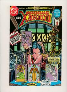 DC Special Collectors Edition MADAME XANADU #1 FINE  (PF772)