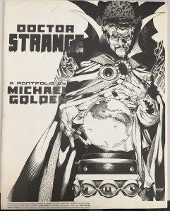 Dr. Strange Michael Golden Portfolio
