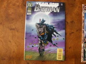 DC Comic Book: (1995 ANNUAL) YEAR ONE BATMAN #19