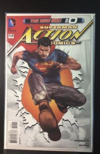 Action Comics #0 (2012)