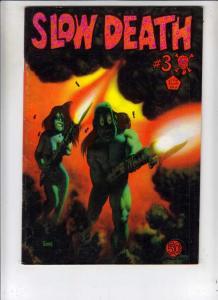Slow Death #3 (Jan-71) FN/VF Mid-High-Grade