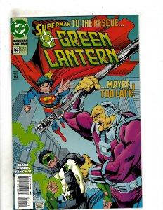 Green Lantern #53 (1994) OF17