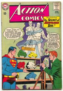 Action Comics #310 1964- Superman- KRYPTONITE VG/F