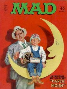Mad (1952 series) #164, VF- (Stock photo)